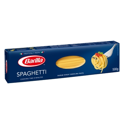 百味來Barilla 義大利直麵n.5(500g)