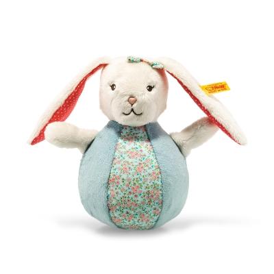 STEIFF德國金耳釦泰迪熊 - 嬰幼兒音樂鈴 Blossom Babies Rabbit
