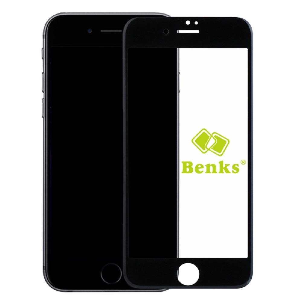 Benks XPro+ 3D超薄曲面滿版玻璃保護貼 iPhone 8+ / 7+