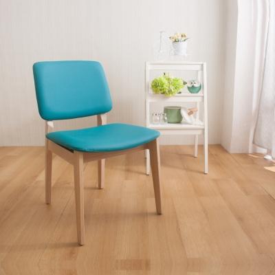 簡約風 米克餐椅-54x50x80cm(四入組)