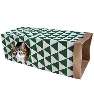 寵喵樂《貓紙袋隧道》