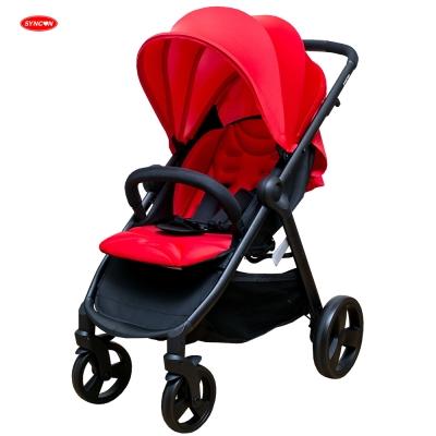 美國 SYNCON 時尚風格嬰兒手推車 (共三色)
