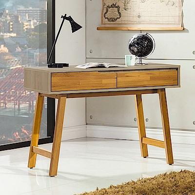 Bernice-多琳3.5尺二抽書桌-106x54x79cm