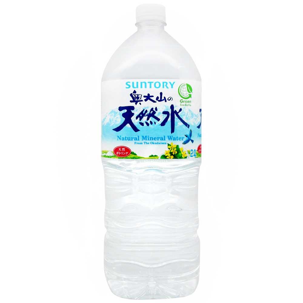 SUNTORY 奧大山礦泉水(2L)