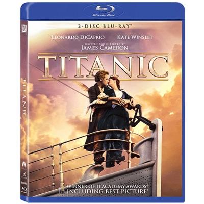 鐵達尼號-Titanic-藍光-BD