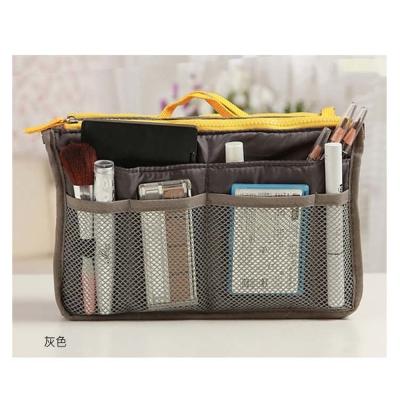 TA1605GY灰色 多功能洗漱化妝品收納整理包包中包