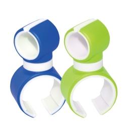 360度雙C萬用支架(兩色可選)機車/單車手把 汽車方向盤 手機 水壺 皆適用