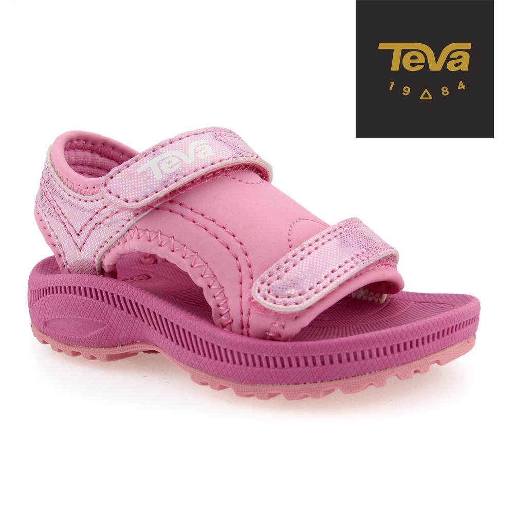TEVA 美國 寶寶 Psyclone 4 運動涼鞋(亮粉)