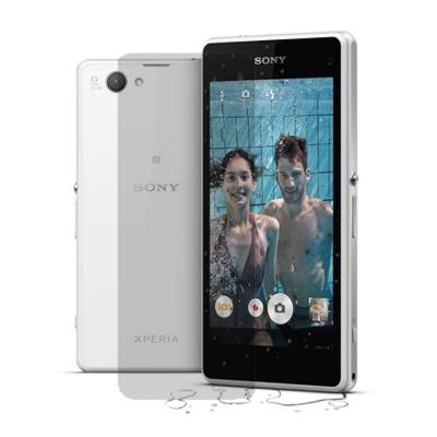 D&A SONY XPERIA Z1 Compact專用AG螢幕+機身保...