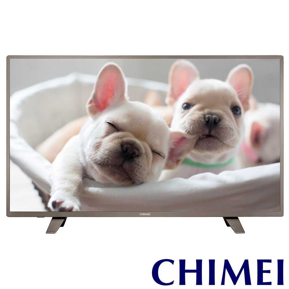 CHIMEI奇美 43吋 FHD LED液晶顯示器+視訊盒 TL-43A300