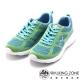 WALKING ZONE 天痕系列飛線針織運動鞋 女鞋-淺綠(另有粉、深藍)