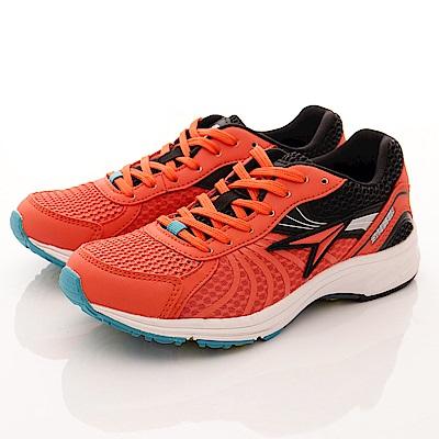 日本瞬足羽量競速童鞋 競速運動款 0051OR橘(大童段)T2
