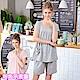 睡衣 碎花粉點點短袖兩件式睡衣(R77026-2粉點點)台灣製造 蕾妮塔塔 product thumbnail 1