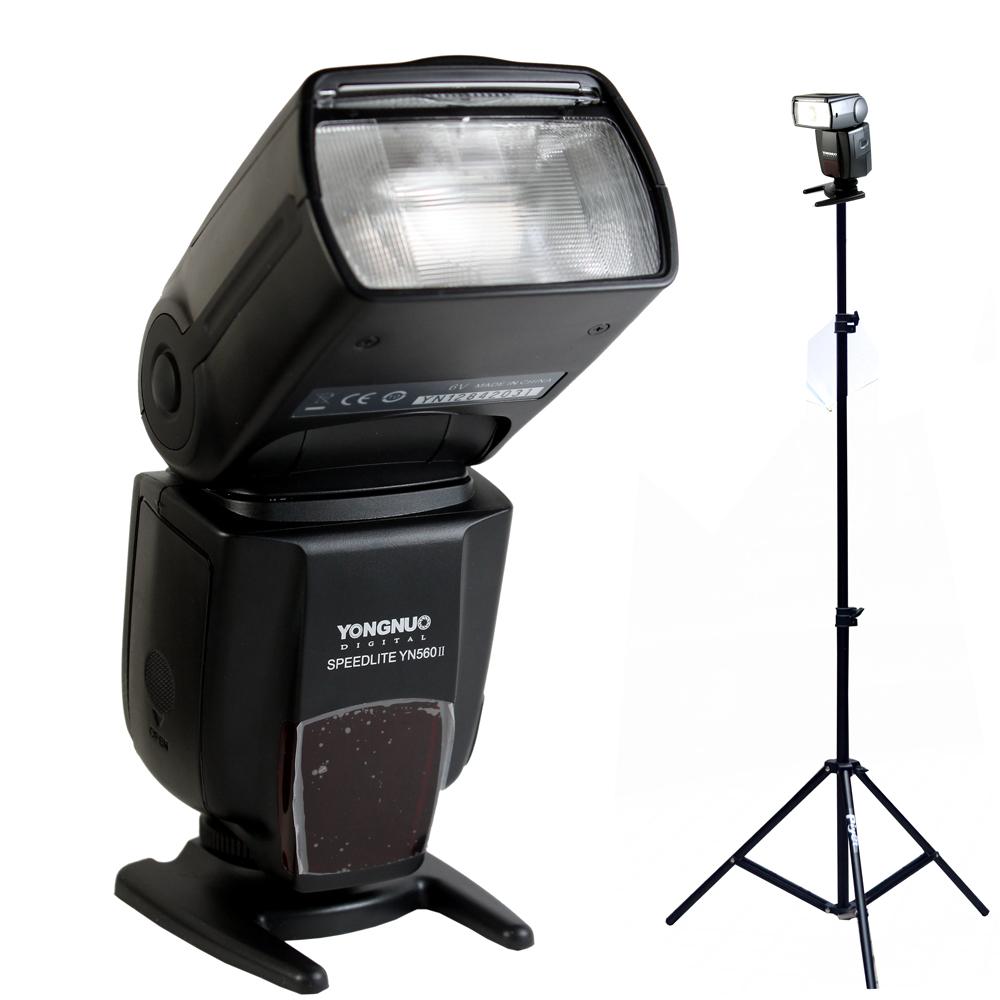 永諾YN560III+220cm燈架套裝組合