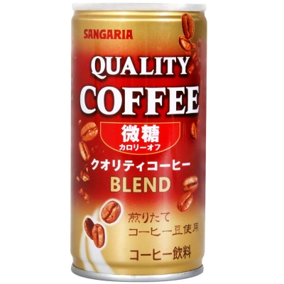 Sangaria Beverage QUALITY香醇咖啡 (185g)