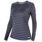 【Berghaus 貝豪斯】女款銀離子圓領衫S15F05-灰