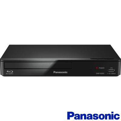 Panasonic國際DVD播放機DMP-BD83GT-K