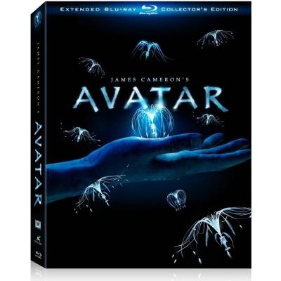 阿凡達 ( 加長特別版 )  Avatar Extended Colle  藍光  BD