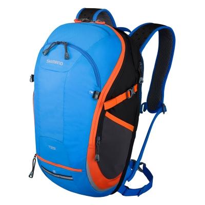 SHIMANO TSUKINIST 通勤系列背包 25+5L 藍橘