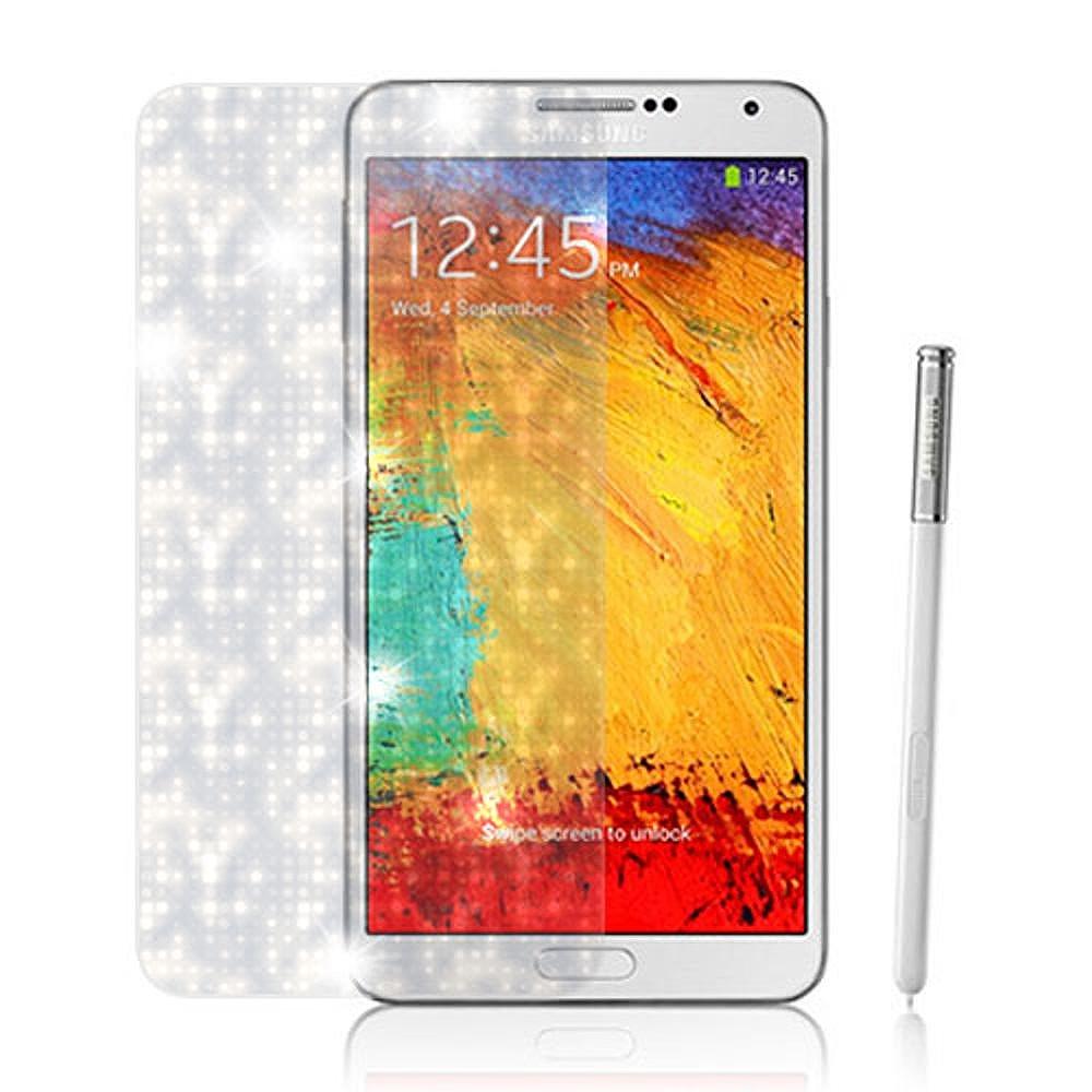 D&A Samsung Galaxy Note 3日本AAA頂級螢幕保護貼(閃亮星鑽)