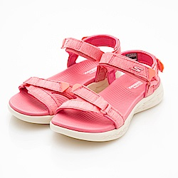 SKECHERS(女)時尚休閒系列ON THE GO 600涼鞋-15315PNK
