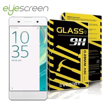 EyeScreen Sony Xperia  XA Everdry AGC 螢幕保護貼