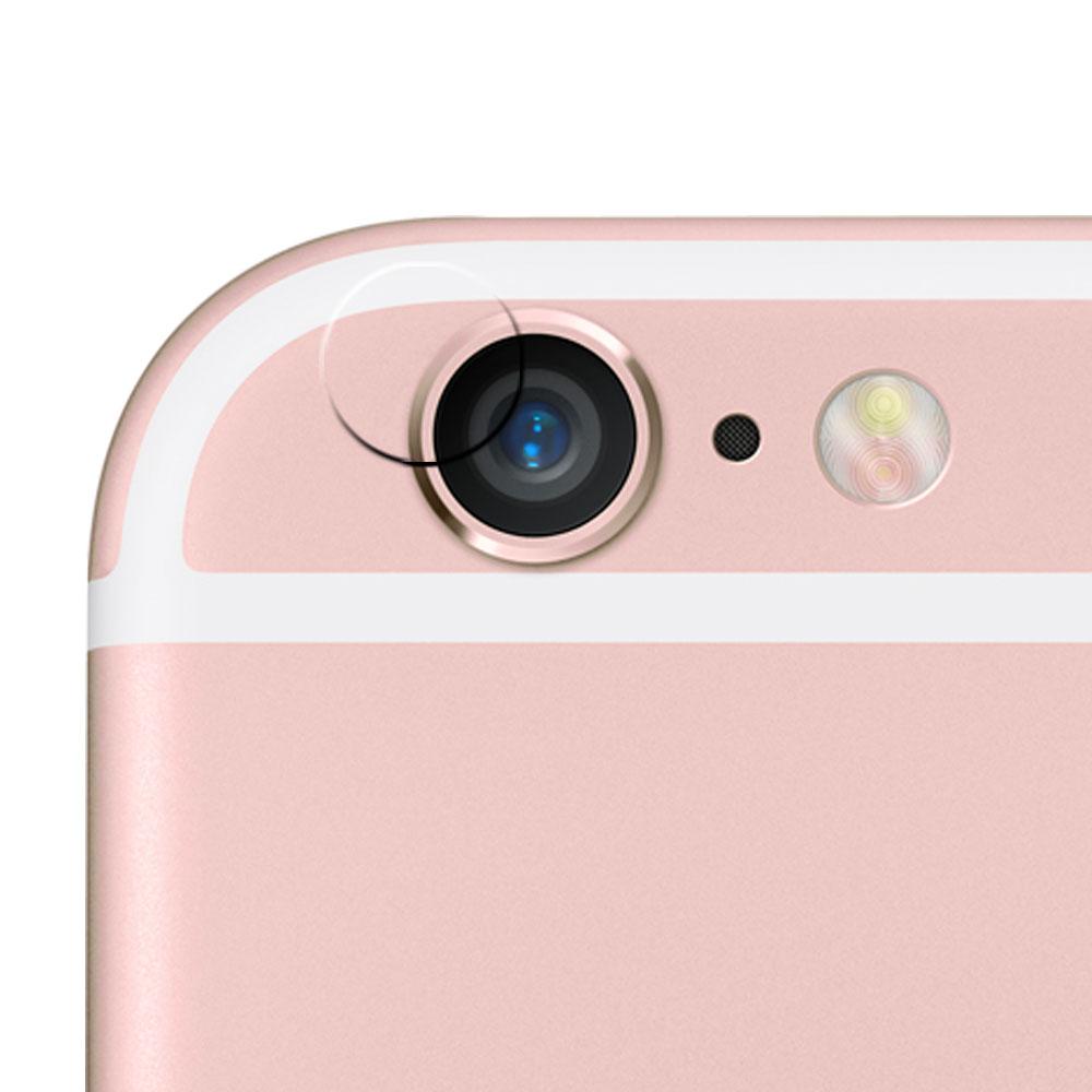 Yourvision iPhone 6 Plus 5.5吋 攝影機鏡頭光學保護膜-贈拭鏡布