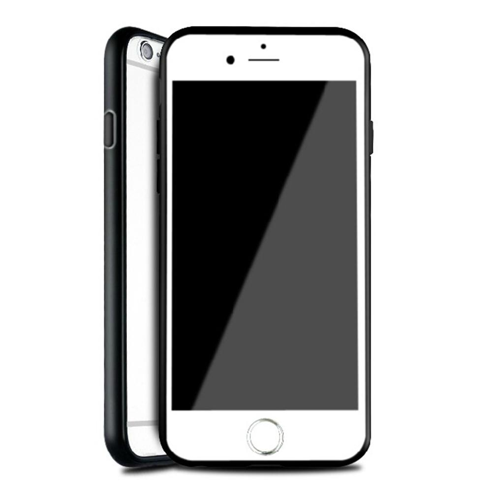 透明殼專家 iPhone6s/6 4.7吋雙材質(TPU邊框+PC背蓋) 贈保貼組