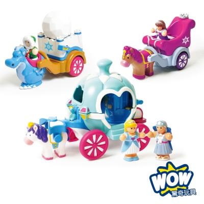 英國品牌 WOW Toys 驚奇玩具 - 童話故事(三款入)