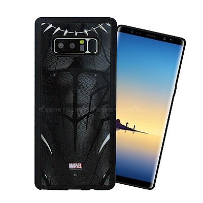 漫威授權 三星 Samsung Note8 黑豹系列防滑手機殼(帝查拉)