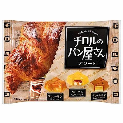 松尾製果 綜合麵包風味巧克力(48g)
