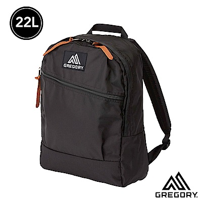 Gregory 22L CASUAL DAY後背包 黑