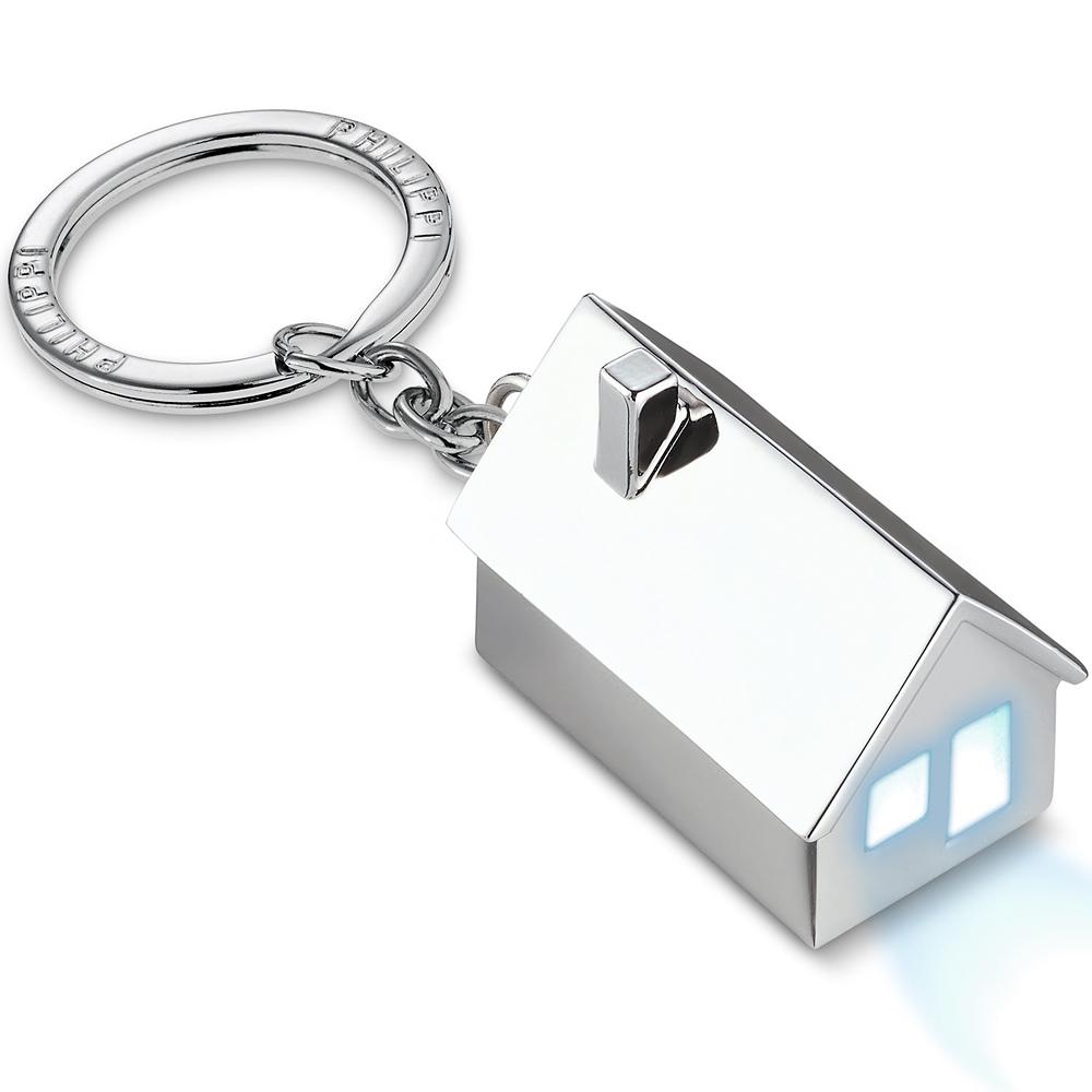 PHILIPPI Haus照明小屋鑰匙圈