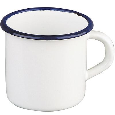 IBILI Blanca琺瑯馬克杯(白5cm)