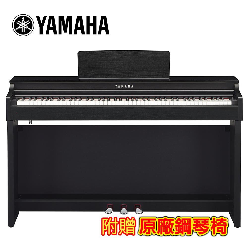 YAMAHA CLP-625 B 88鍵標準數位電鋼琴 經典黑色款 @ Y!購物