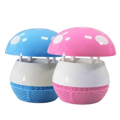 捕蚊小瓢蟲光觸媒捕蚊燈/器-SB8866-兩入組(專利防脫逃設計)