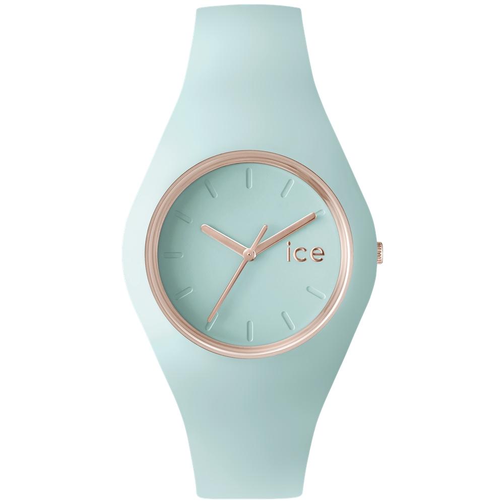 Ice-Watch 粉彩系列 甜美糖果腕錶-粉綠/43mm