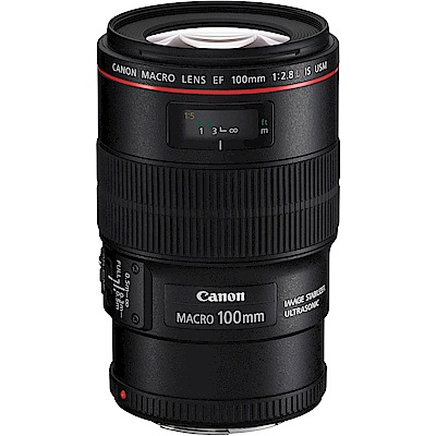 Canon EF 100mm f2.8L Macro IS USM(平行輸入)