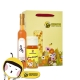 【蜜蜂故事館】百花禮盒15號(清邁龍眼700g+蜂蜜醋375ml) product thumbnail 1