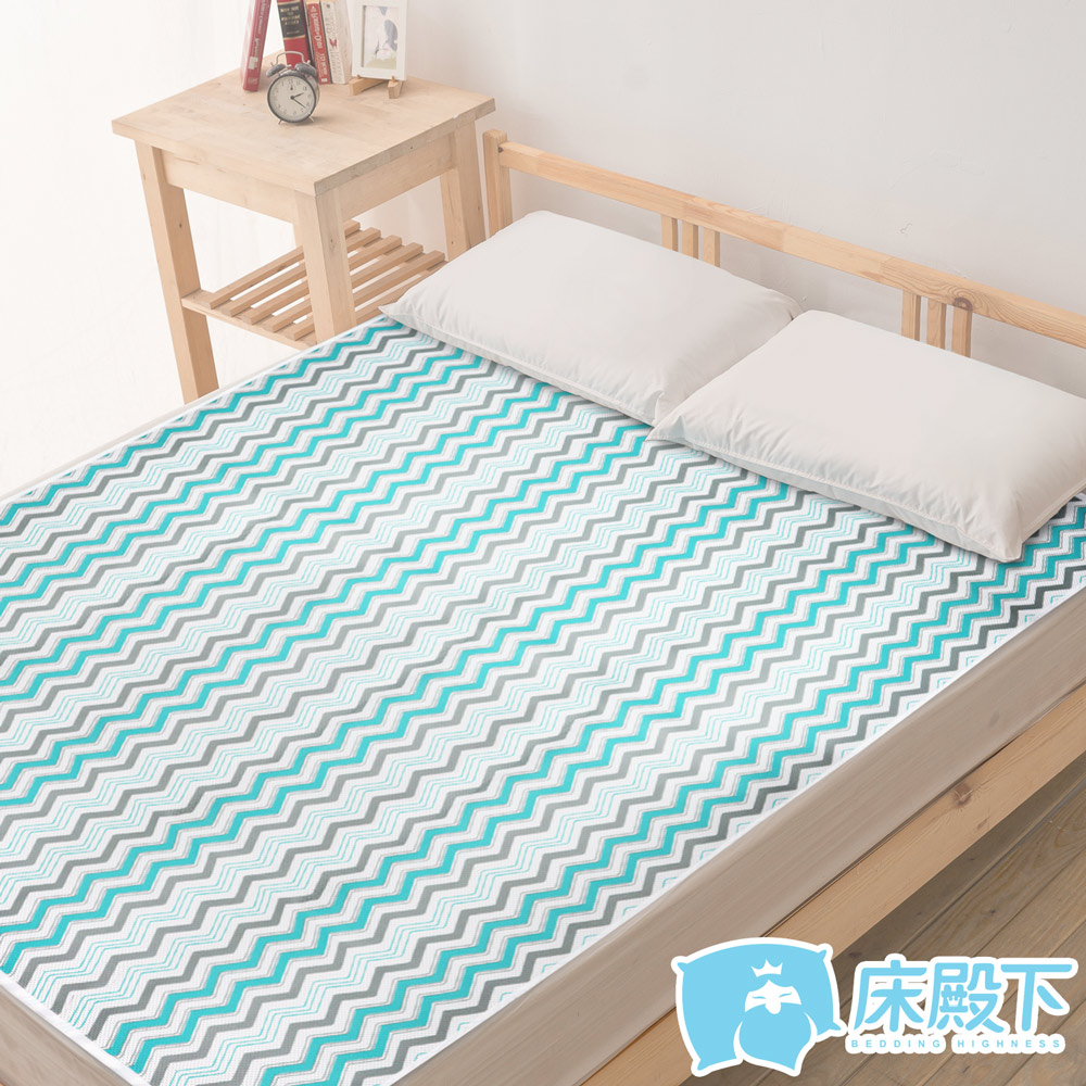 床殿下AIR 3D涼感超透氣機能床墊 雙人