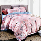 Saint Rose 匆匆那年 加大吸濕排汗天絲兩用被套床包四件組