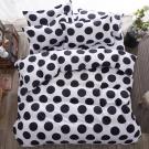 Alieen 個性印花 四件式被套床包組 雙人 布魯諾