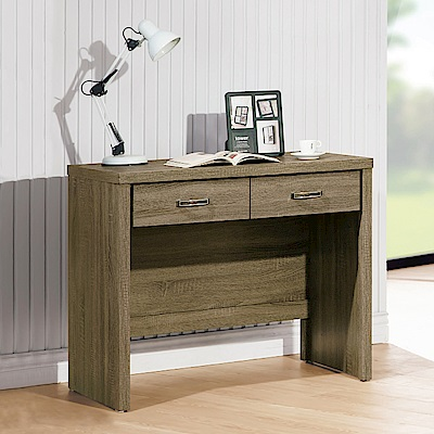 Bernice-嘉德3尺二抽書桌/工作桌-90x56x79cm