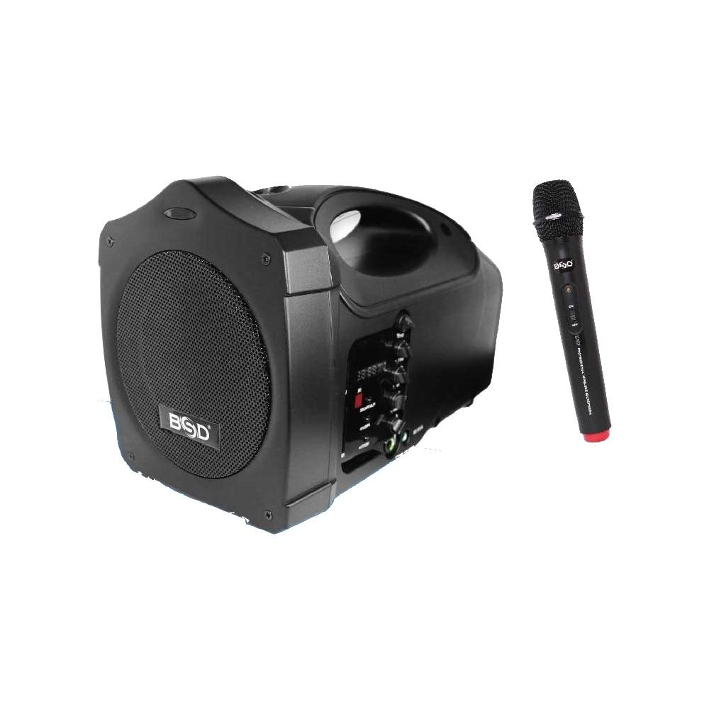 BSD肩掛式(鋰電池)無線擴音機BA-9502