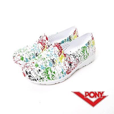 【PONY】TROPIC 系列-舒適休閒鞋-中性-彩色
