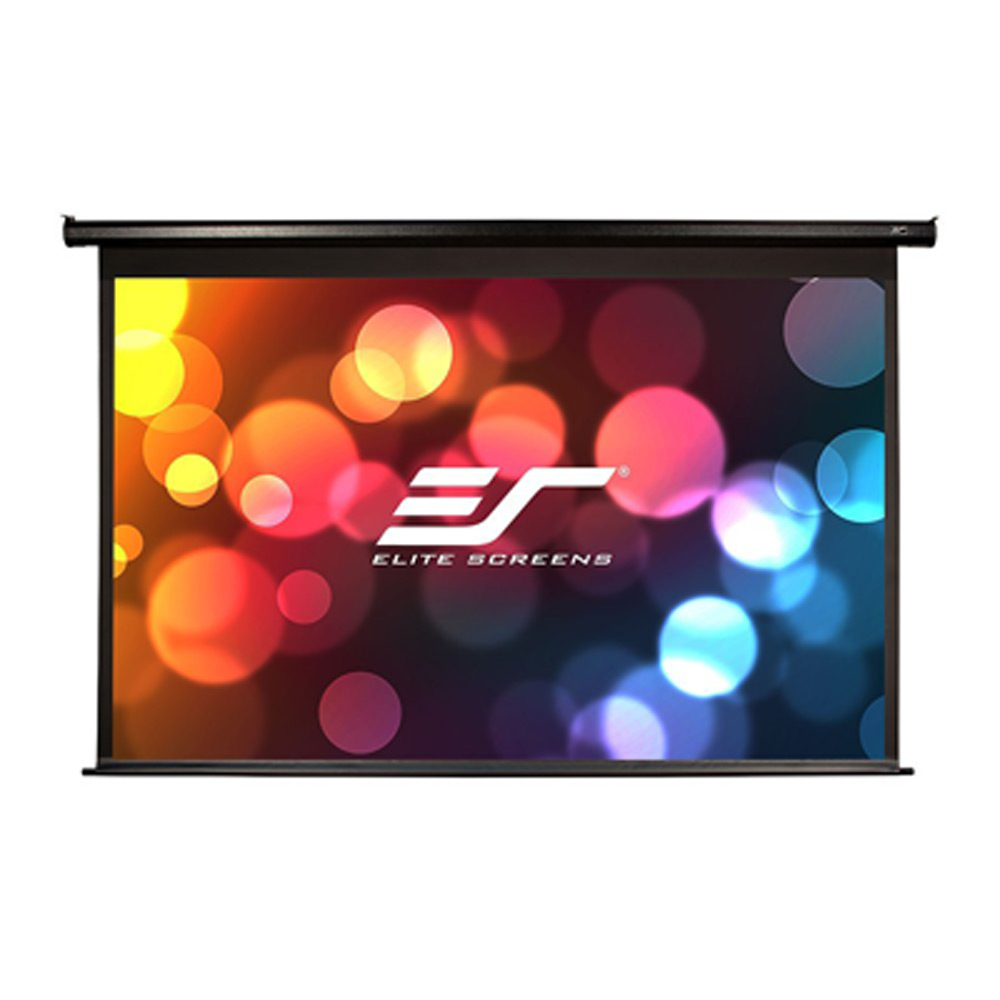 Elite Screens 億立銀幕87吋 1:1 暢銷型電動布幕-PVMAX99UWS2