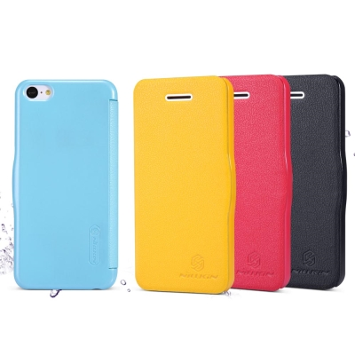 NILLKIN APPLE iPhone5C 新皮士鮮果系列超薄皮套