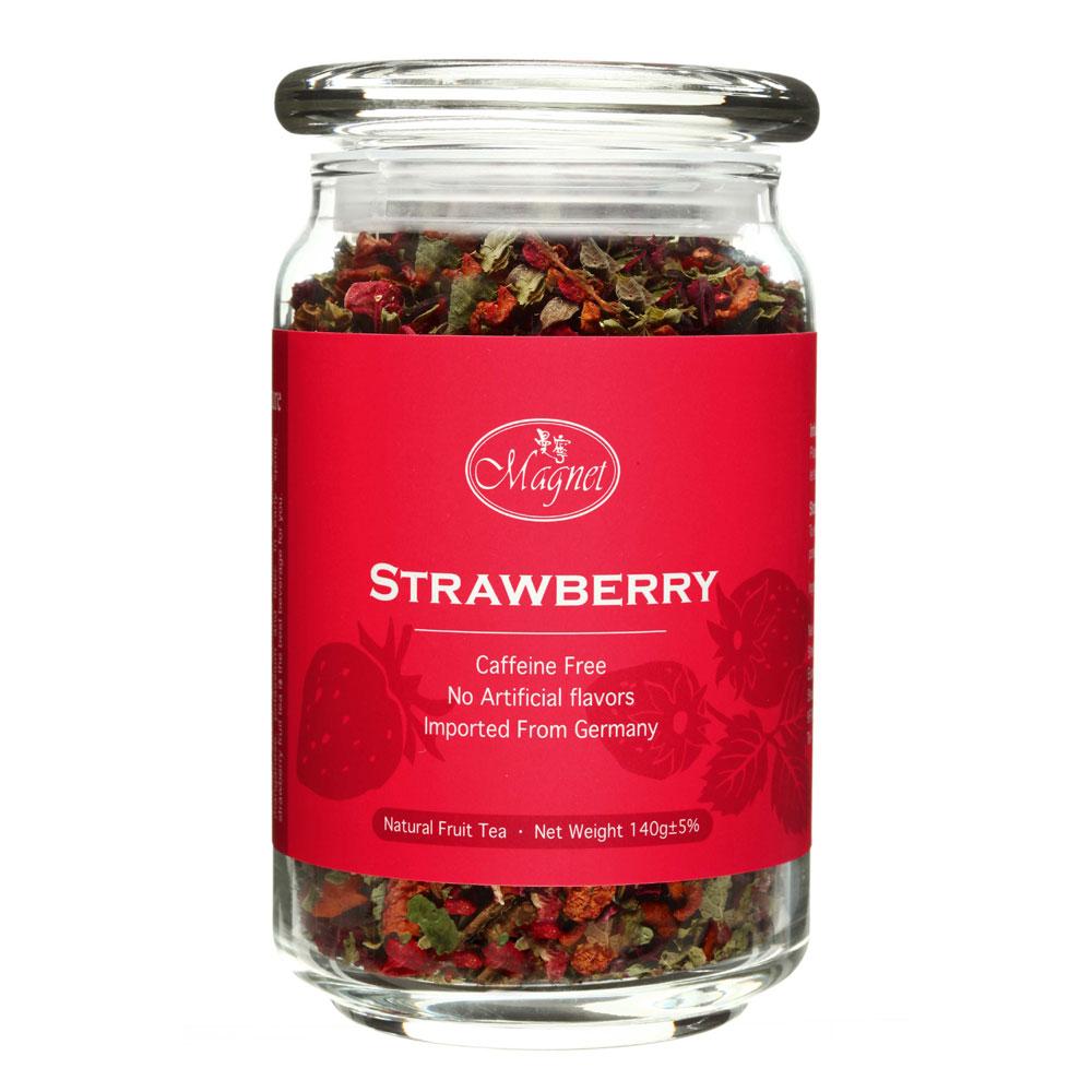 曼寧 草莓果茶StrawBerry Tea(140g)