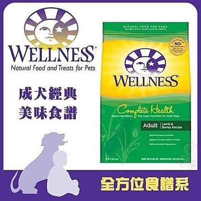 WELLNESS 全方位系列-成犬 經典美味食譜30磅 1入