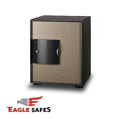 凱騰 Eagle Safes 韓國防火金庫 保險箱 (EGE-070-BZ)(藕灰)
